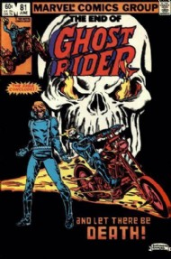 Ghost Rider (1st Series) 1973 - 1983 #81