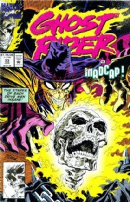 Ghost Rider (2nd Series) 1997 - 2007 #33