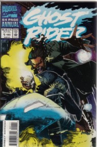 Ghost Rider (2nd Series) Annual 1993 #1