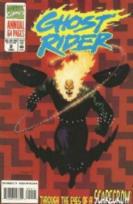Ghost Rider (2nd Series) Annual 1993 #2