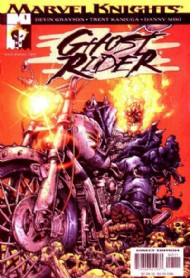 Ghost Rider (3rd Series) 2001 - 2002 #1