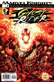 Ghost Rider (3rd Series) 2001 - 2002 #2