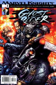 Ghost Rider (3rd Series) 2001 - 2002 #3