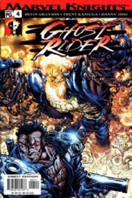 Ghost Rider (3rd Series) 2001 - 2002 #4