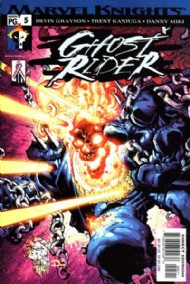 Ghost Rider (3rd Series) 2001 - 2002 #5