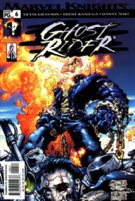 Ghost Rider (3rd Series) 2001 - 2002 #6