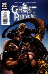 Ghost Rider (4th Series) 2005 - 2006 #3