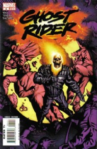 Ghost Rider (5th Series) 2006 - 2009 #4