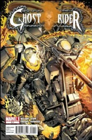 Ghost Rider (6th Series) 2011 #0