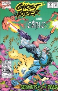 Ghost Rider and Cable: Servants of the Dead 1992 #1