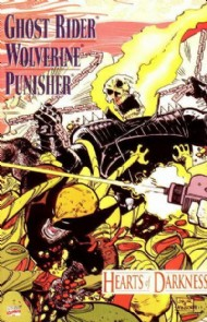 Ghost Rider, Wolverine, Punisher: Hearts of Darkness 1991 #1