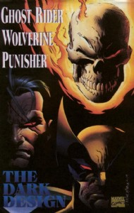 Ghost Rider, Wolverine, Punisher: the Dark Design 1994