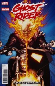Ghost Rider: Cycle of Vengeance 2012 #1