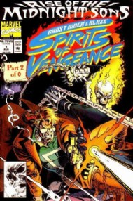 Ghost Rider/Blaze: Spirits of Vengeance 1992 - 1994 #1