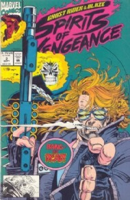 Ghost Rider/Blaze: Spirits of Vengeance 1992 - 1994 #2
