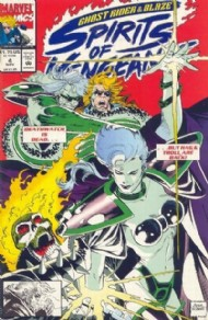 Ghost Rider/Blaze: Spirits of Vengeance 1992 - 1994 #4