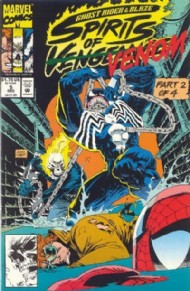 Ghost Rider/Blaze: Spirits of Vengeance 1992 - 1994 #5