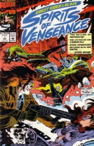 Ghost Rider/Blaze: Spirits of Vengeance 1992 - 1994 #7
