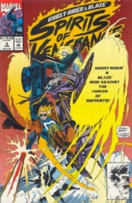 Ghost Rider/Blaze: Spirits of Vengeance 1992 - 1994 #8