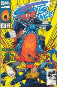 Ghost Rider/Blaze: Spirits of Vengeance 1992 - 1994 #10