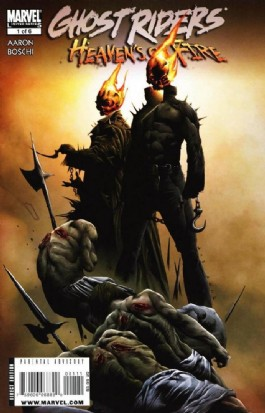Ghost Riders: Heaven's on Fire #1