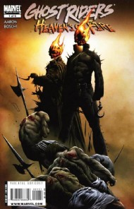 Ghost Riders: Heaven's on Fire 2009 - 2010 #1