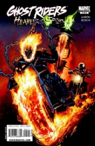 Ghost Riders: Heaven's on Fire 2009 - 2010 #5