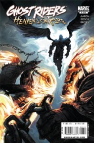 Ghost Riders: Heaven's on Fire 2009 - 2010 #6