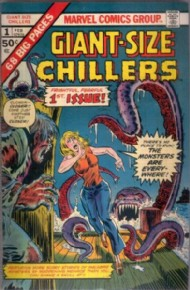 Giant Size Chillers (2nd Series) 1975 #1
