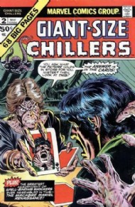 Giant Size Chillers (2nd Series) 1975 #2