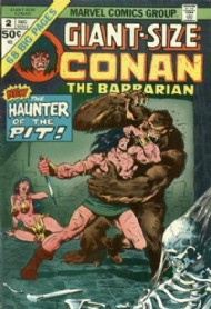 Giant Size Conan the Barbarian 1974 #2