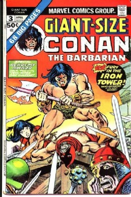 Giant Size Conan the Barbarian #3