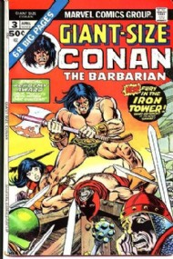 Giant Size Conan the Barbarian 1974 #3