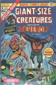 Giant Size Creatures 1974 #1