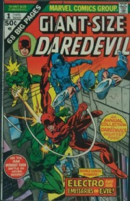 Giant Size Daredevil 1975 #1