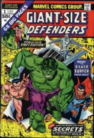 Giant Size Defenders 1974 #1