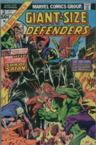 Giant Size Defenders 1974 #2