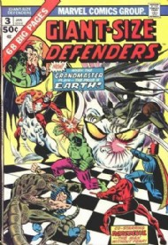 Giant Size Defenders 1974 #3