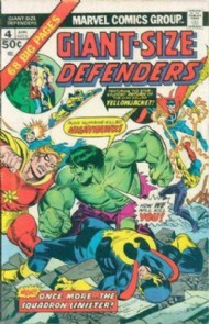 Giant Size Defenders 1974 #4