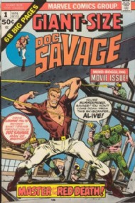 Giant Size Doc Savage 1975 #1