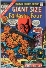 Giant Size Fantastic Four 1974 #2