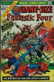 Giant Size Fantastic Four 1974 #3