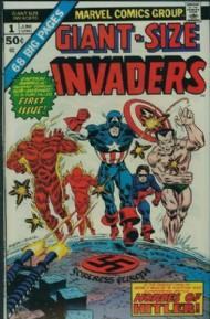 Giant Size Invaders 1975 #1
