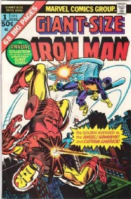 Giant Size Iron Man 1975 #1