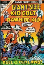 Giant Size Kid Colt 1975 #1