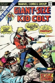 Giant Size Kid Colt 1975 #2