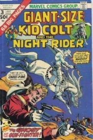 Giant Size Kid Colt 1975 #3