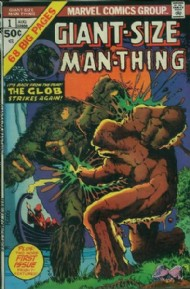Giant Size Man-Thing 1974 #1