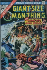 Giant Size Man-Thing 1974 #2