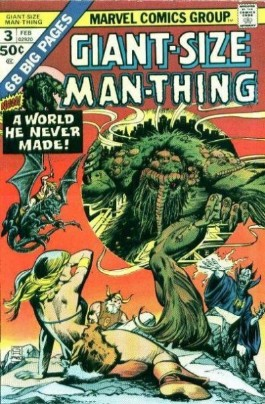 Giant Size Man-Thing #3